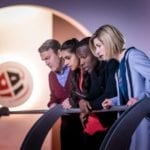 Promo images for Doctor Who Series 11 Episode 7 – 'Kerblam!'