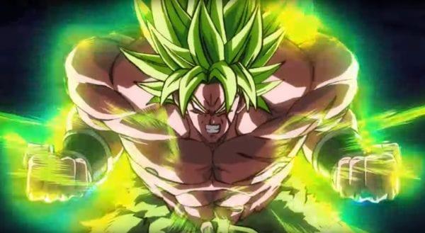 Goku And Vegeta Battle Broly In New Dragon Ball Super Broly Trailer