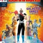 Preview of Electric Warriors #1