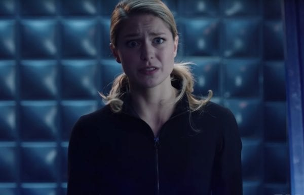 Supergirl gets locked up in new promo for 'Elseworlds' crossover