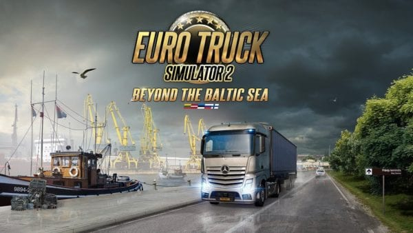 Latest expansion for Euro Truck Simulator 2 arrives next week
