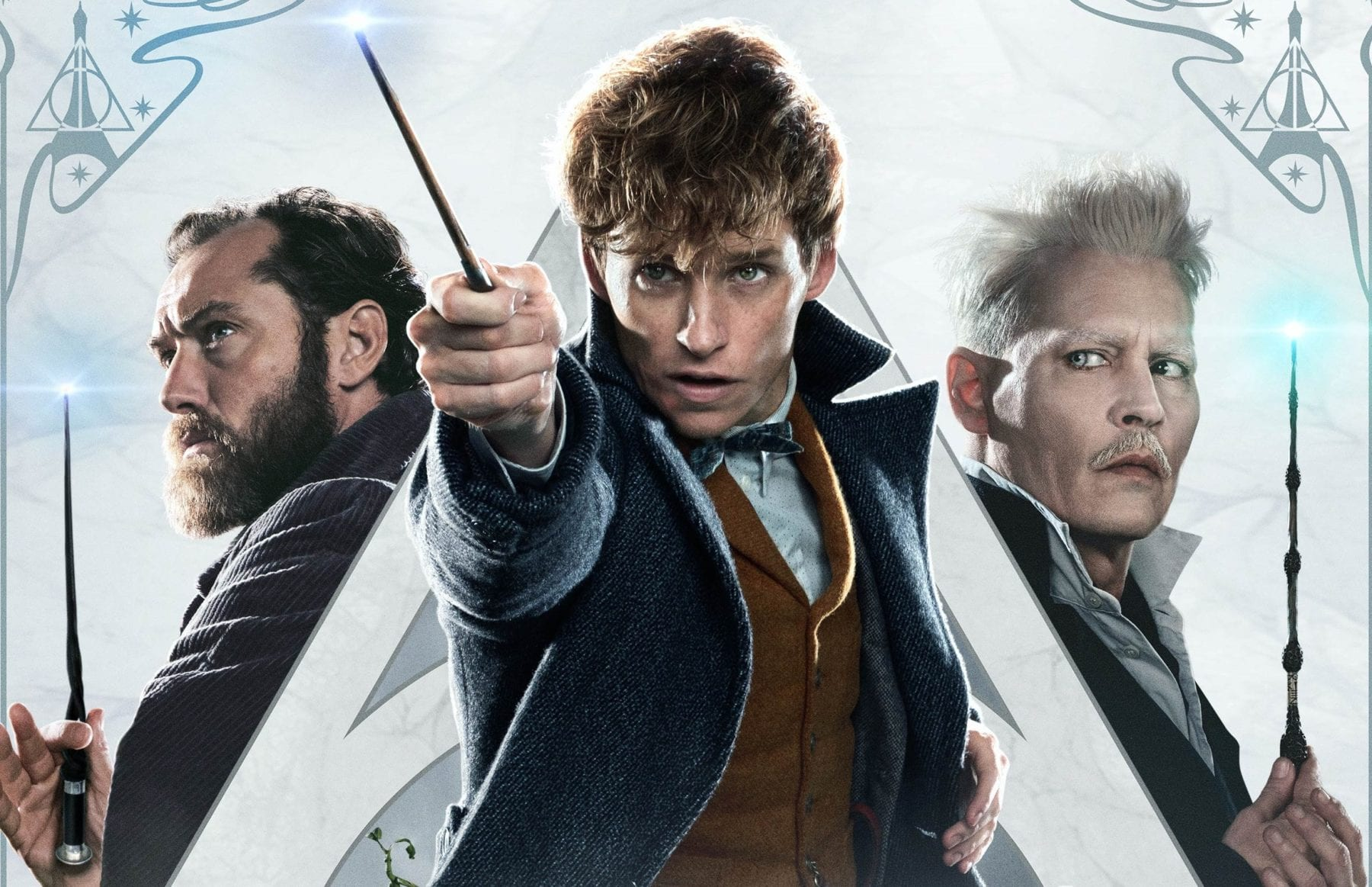 Fantastic Beasts 3 has officially started filming, confirms Eddie Redmayne