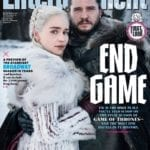 EW offers first look at Game of Thrones season 8 with new cover