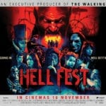 Giveaway – Win a Hell Fest movie poster – NOW CLOSED