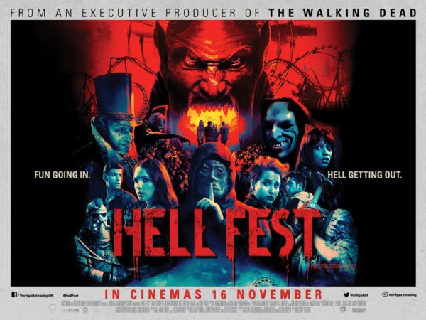 Watch an exclusive clip from Hell Fest
