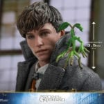 Newt Scamander gets a Fantastic Beasts: The Crimes of Grindelwald Movie Masterpiece figure from Hot Toys