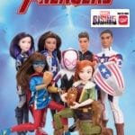 Marvel announces Marvel Rising Action Doll Homage variant covers