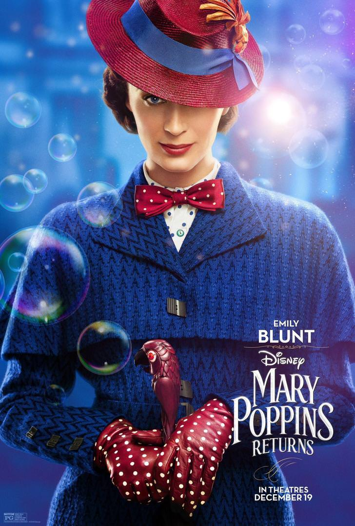 Mary Poppins Film 2019
