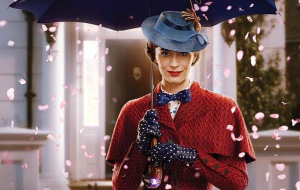 Mary Poppins Kinox