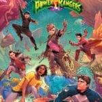 Preview of Mighty Morphin Power Rangers #33