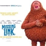 Things get hairy in UK trailer for LAIKA's Missing Link