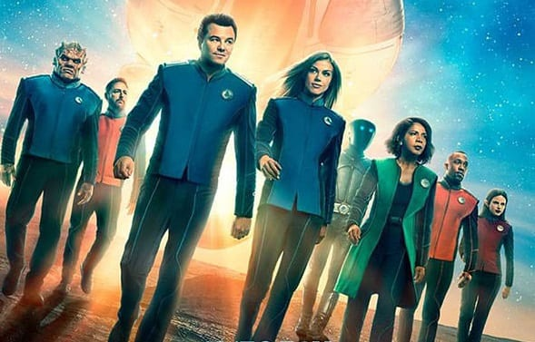 Promo for The Orville Season 2 Episode 8 – 'Identity, Pt.1'