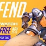 Play Overwatch for free this week