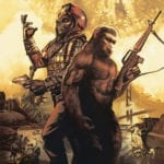 First-look preview of Planet of the Apes: The Simian Age #1