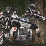 Anniversary of PlanetSide 2 celebrated with new playable robots