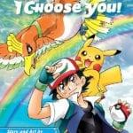 Viz Media to release Pokemon The Movie: I Choose You! manga