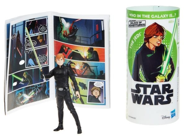 STAR-WARS-GALAXY-OF-ADVENTURES-LUKE-SKYWALKER-Figure-and-Mini-Comic-2-600x440