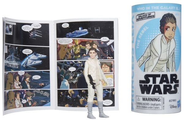STAR-WARS-GALAXY-OF-ADVENTURES-PRINCESS-LEIA-Figure-and-Mini-Comic-2-600x392