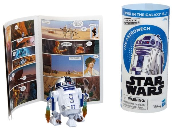 STAR-WARS-GALAXY-OF-ADVENTURES-R2-D2-Figure-and-Mini-Comic-2-600x449