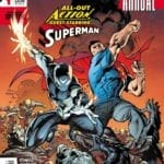 Preview of DC's Sideways Annual #1 guest-starring Superman