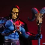 Mondo's Masters of the Universe Skeletor action figure unveiled by Sideshow