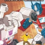 Preview of Star Trek vs. Transformers #2