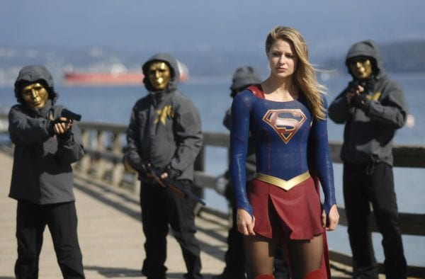 Promo images for Supergirl Season 4 Episode 7 - 'Rather the