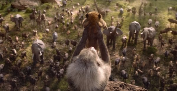 'Lion King' first look released