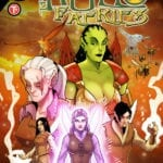 Preview of The Null Faeries #1