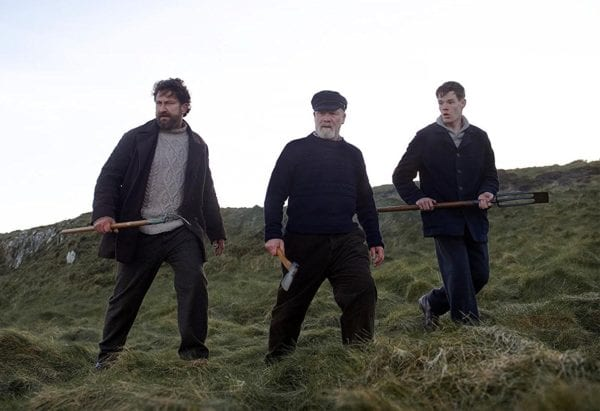 First trailer for The Vanishing starring Gerard Butler, Peter Mullan and Connor Swindells