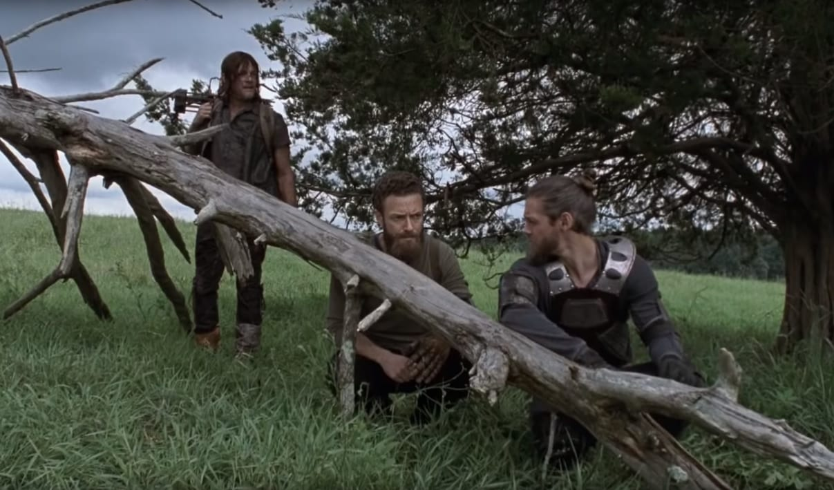 Promo And Clip For The Walking Dead Season 9 Episode 8