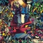 Comic Book Review – Optimus Prime #25
