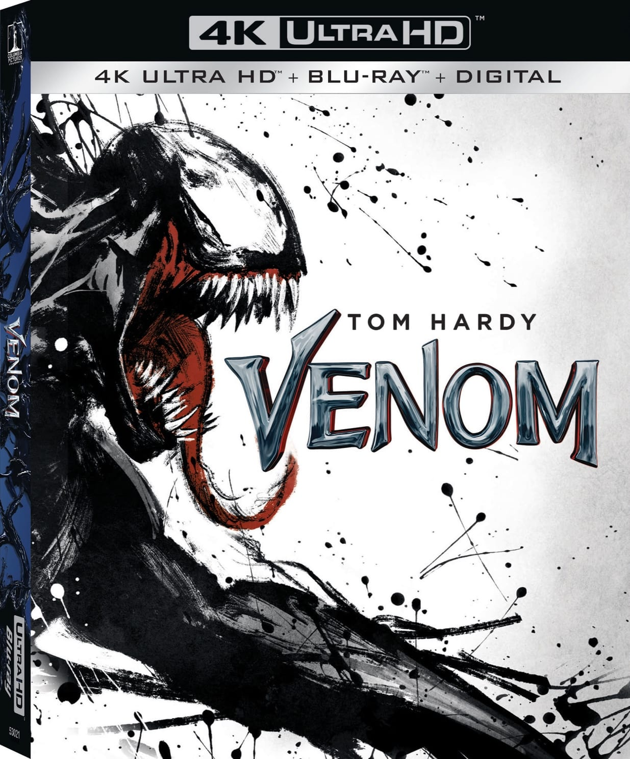 Venom 4k Ultra Hd Blu Ray And Dvd Details And Special Features Announced