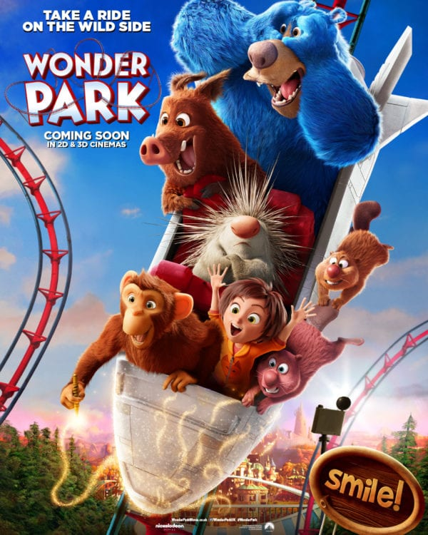 Second Opinion – Wonder Park (2019)