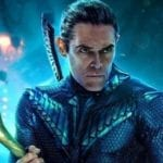 Willem Dafoe says making Aquaman is very different than Spider-Man