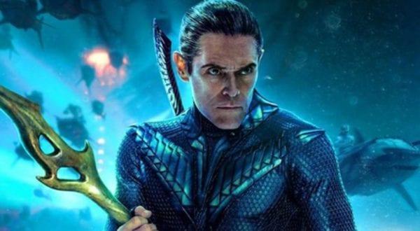 Aquaman Willem Dafoe