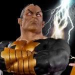 Iron Studios adds Black Adam to its DC Comics Series