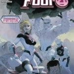 Comic Book Review – Fantastic Four #4