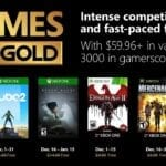 Xbox Games with Gold for December 2018 revealed