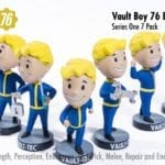 Fallout 76's Vault Boy 76 Bobbleheads from Gaming Heads now available