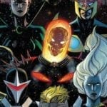 Marvel celebrates new Guardians of the Galaxy team with variant covers