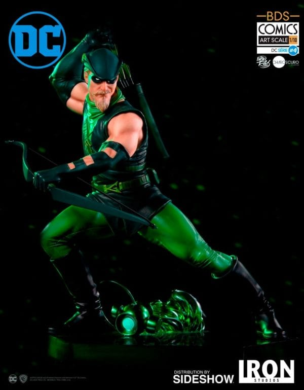green-arrow-battle-diorama-series-art-scale-statue-iron-studios-2-600x769
