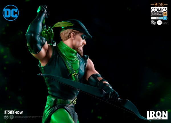 green-arrow-battle-diorama-series-art-scale-statue-iron-studios-4-600x434