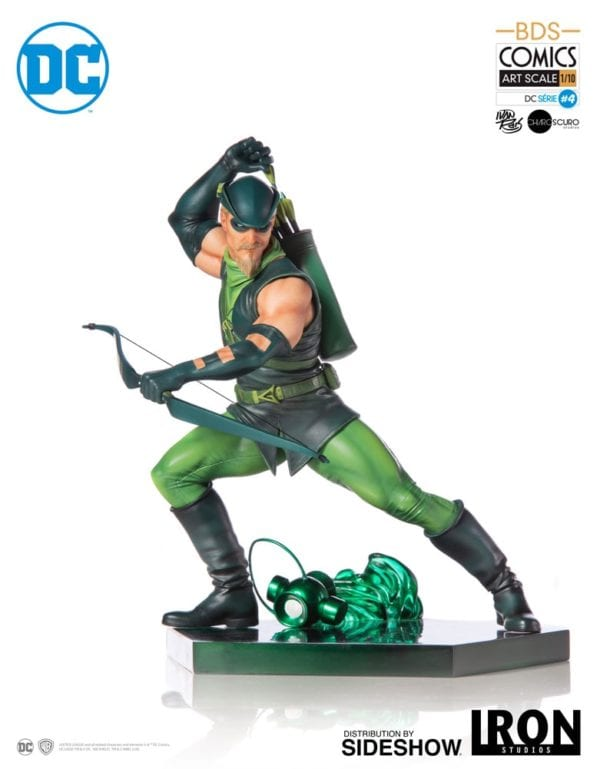 green-arrow-battle-diorama-series-art-scale-statue-iron-studios-5-600x769