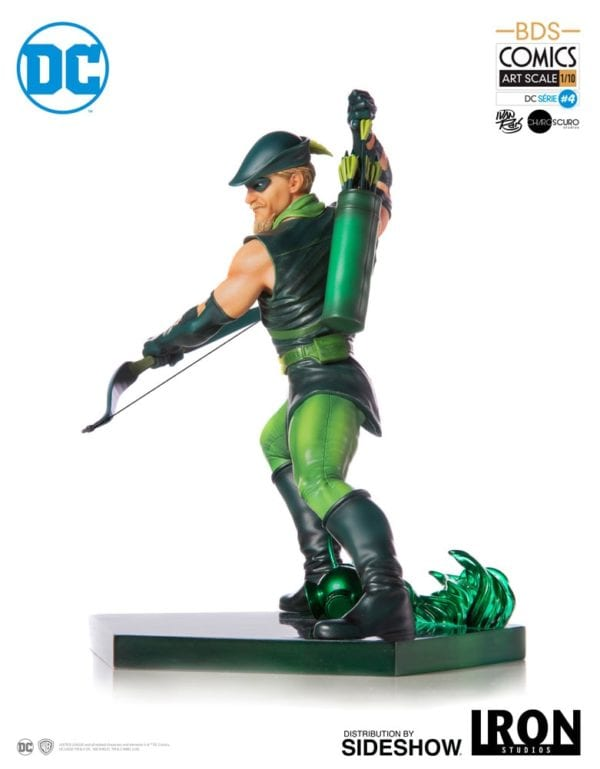 green-arrow-battle-diorama-series-art-scale-statue-iron-studios-7-600x769