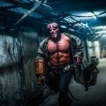 "New Hellboy image released, reboot is ""more violent and more bloody"""