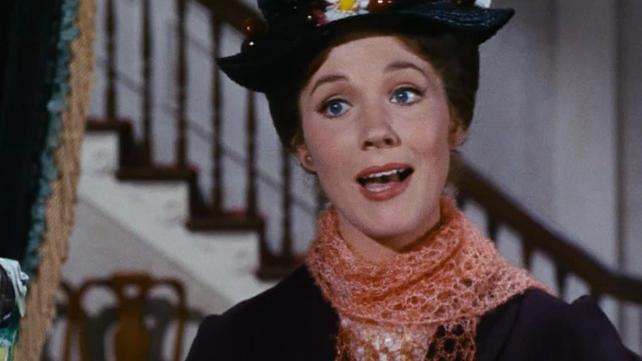 Julie Andrews To Voice Key Role In Dcs Aquaman-4500