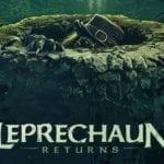 Teaser poster for Leprechaun Returns