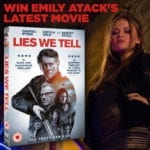 Giveaway – Win Lies We Tell on DVD – NOW CLOSED