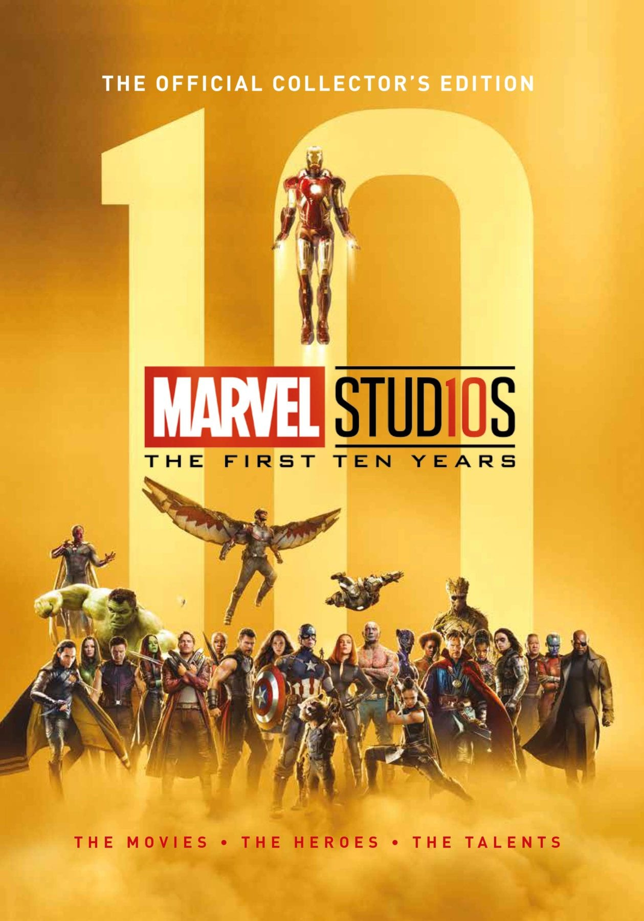 The 10 Most Beautiful Women In The World According To Science: Marvel Studios: The First 10 Years